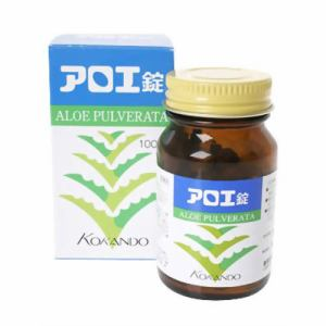 皇漢堂製薬(KOKANDO) アロエ錠 (100錠) 【第3類医薬品】