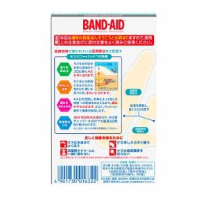 ジョンソン・エンド・ジョンソン(Johnson & Johnson) バンドエイド キズパワーパッド 指用 2サイズ(6枚) 【医療機器】
