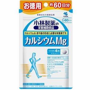 小林製薬 カルシウムマグネシウム 徳用 240粒 【栄養機能食品】