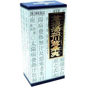 クラシエ 葛根湯加川キュウ辛夷エキス顆粒 45包 【第2類医薬品】
