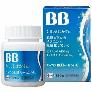 エーザイ(Eisai) チョコラBB ルーセントC (180錠)  【第3類医薬品】