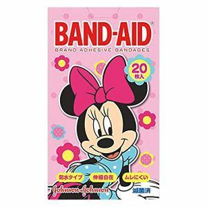 ジョンソン・エンド・ジョンソン(Johnson & Johnson) バンドエイド(BAND-AID) ディズニーのなかまたち こどもサイズ (20枚) 【医療機器】
