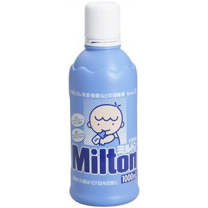 杏林製薬 ミルトン 液体タイプ 1L 【第2類医薬品】