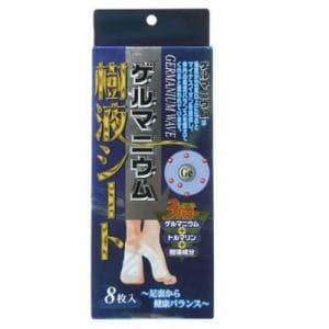 大衛 ゲルマニウム 樹液シート (8枚入) 【衛生用品】