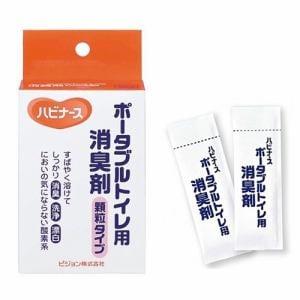 ピジョン(pigeon) ハビナース ポータブルトイレ用 消臭剤 (20包入) 【衛生用品】
