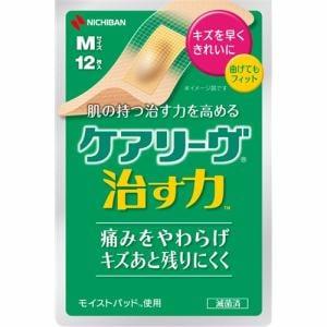 ニチバン ケアリーヴ 治す力 Mサイズ CN12M  (12枚) 【医療機器】