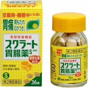 ライオン (LION) スクラート胃腸薬S 錠剤 (36錠) 【第2類医薬品】