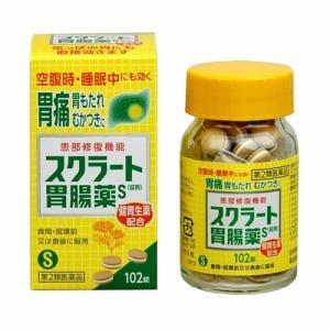ライオン (LION) スクラート胃腸薬S 錠剤 (102錠) 【第2類医薬品】