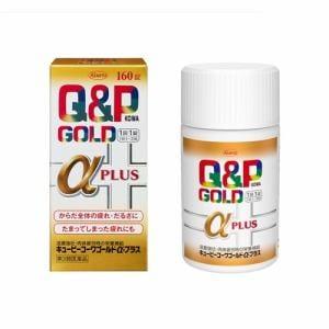 興和(Kowa) キューピーコーワゴールドα-プラス 160錠 【第3類医薬品】