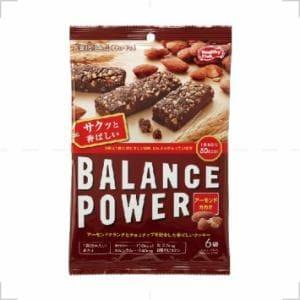 ハマダコンフェクト バランスパワー アーモンドカカオ味 6袋 【栄養機能食品】