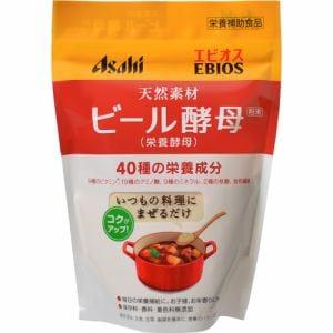 アサヒグループ食品(Asahi) エビオス ビール酵母(栄養酵母)粉末 (200g) 【栄養補助食品】