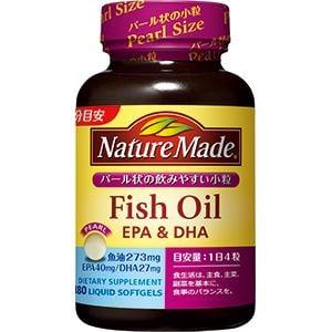 ネイチャーメイド フィッシュオイル パール(180粒)【栄養補助食品】