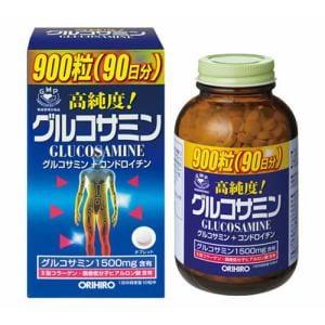 オリヒロ 高純度 グルコサミン粒 徳用(900粒)【栄養補助食品】