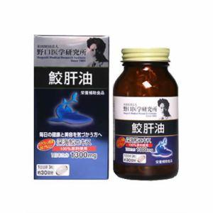 明治薬品 野口医学研究所 鮫肝油(90粒) 【健康補助】