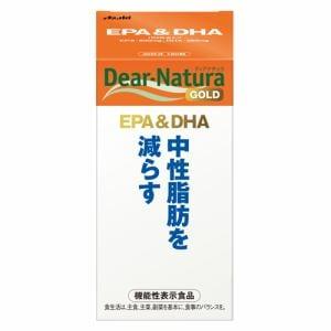 アサヒ ディアナチュラゴールド EPA&DHA (180粒) 【機能性表示食品】
