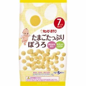 キユーピー たまごたっぷりぼうろ (12g×5袋) 【ベビー・キッズ】