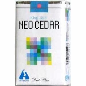 アンターク本舗 ネオシーダー キングサイズ (20本×1箱) 【指定第2類医薬品】