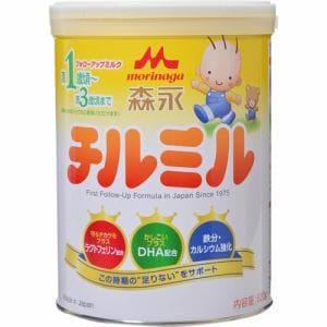 森永乳業(morinaga) チルミル 大缶 【12ヶ月頃から】 (820g) 【ベビー・ミルク】
