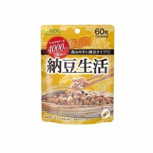 医食同源ドットコム 納豆生活 (60粒) 【ビューティーサポート】