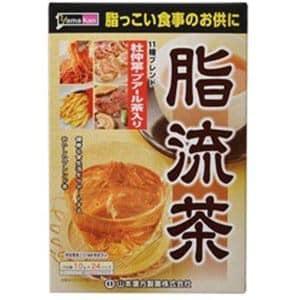 山本漢方 山本漢方脂流茶(24包)