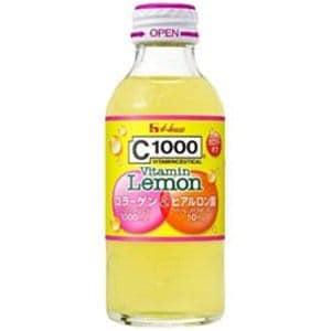 ハウスウェルネスフーズ C1000 ビタミンレモンコラーゲン&ヒアルロン酸140ml