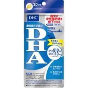 DHC DHC(ディーエイチシー) 20日DHA(80粒)栄養補助食品