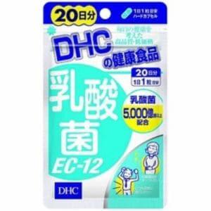 DHC 乳酸菌EC-12 20日分 20粒