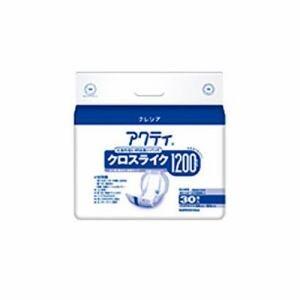日本製紙クレシア株式会社(Crecia) アクティ クロスライク1200 (30枚)