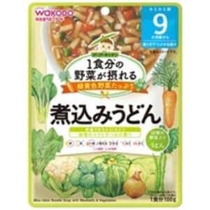 和光堂 1食分の野菜が摂れるグーグーキッチン 煮込みうどん (100g)