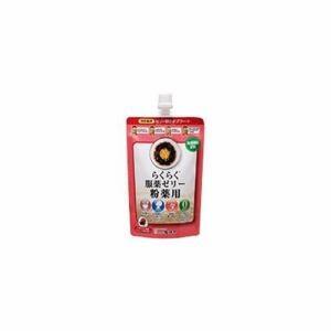 龍角散 らくらく服薬ゼリー粉薬用 いちごチョコ風味 (200g)