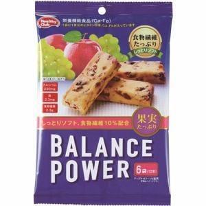 ハマダコンフェクト バランスパワー 果実たっぷり (6袋(12本入)) 【栄養機能食品】