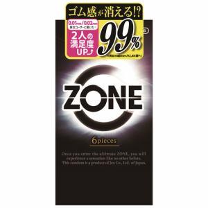 ジェクス  ZONE 6個入り   黒