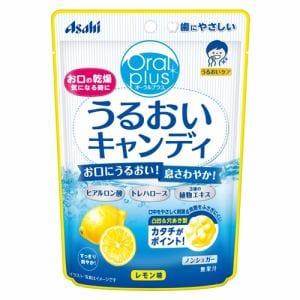 アサヒグループ食品  うるおいキャンディ(レモン味) オーラルプラス 57g