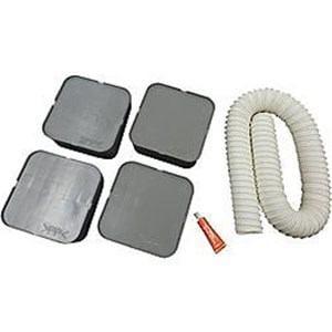 日立 ドラム式洗濯乾燥機専用 直下排水キット(内面フラットホース) HO-BD4