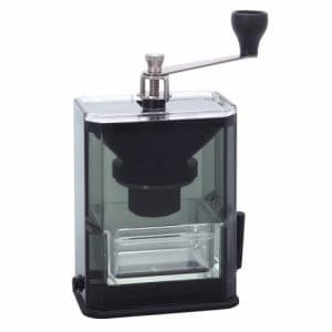 HARIO MXR-2TB クリアコーヒーグラインダー  40g 透明ブラック