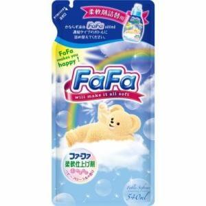 NSファーファジャパン ファーファ 柔軟剤(濃縮) ベビーフローラルの香り 詰替 540ml