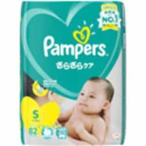 P&G パンパース さらさらケア テープ Sサイズ 82枚 【日用消耗品】