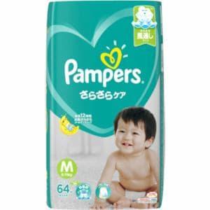 P&G パンパース さらさらケア テープ Mサイズ 64枚 【日用消耗品】
