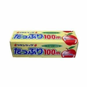 リケンラップ たっぷり100m(15cm*100m) 【日用消耗品】