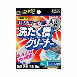 ウエ・ルコ 洗濯槽クリーナーAg 70g(1錠)