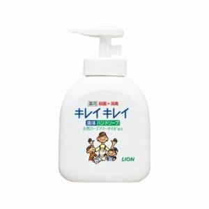 ライオン キレイキレイ薬用液体ハンドソープポンプ 250ML キレイキレイ