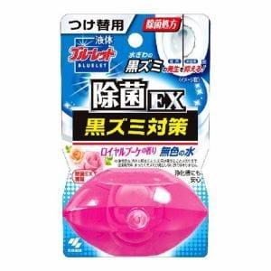 小林製薬 液体ブルーレットおくだけ 除菌EX ロイヤルブーケの香り 無色の水 つけ替用 【日用消耗品】