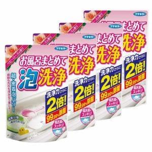 フマキラー お風呂まとめて泡洗浄 230g ベビーローズの香り