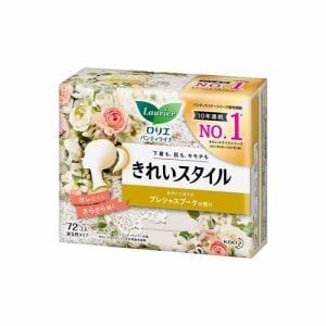花王 ロリエ きれいスタイル スパークリングフルーツの香り 72コ入