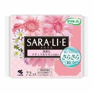 小林製薬 サラサーティSara・li・eナチュラルリネン72 サラサーティ