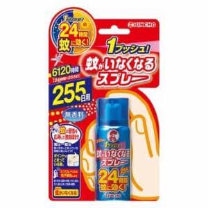 大日本除蟲菊  蚊がいなくなるスプレー255日無香料24時間