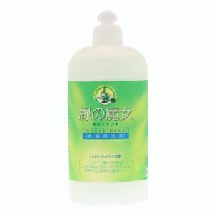 ミマスクリーンケア 緑の魔女 キッチン 液体洗剤 420ml