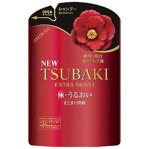 資生堂(SHISEIDO) ツバキ (TSUBAKI) エクストラモイスト シャンプー (つめかえ用) (345mL)