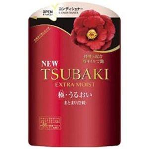 資生堂 【TSUBAKI(ツバキ)】エクストラモイストコンディショナー つめかえ用 345ml