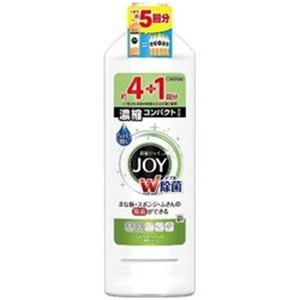 P&G 食器用洗剤 JOY(ジョイ)W除菌コンパクト 緑茶の香り つめかえ用 特大 770ml